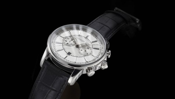 Photography of a gents watch by Cerruti. Watch photo for sales folder