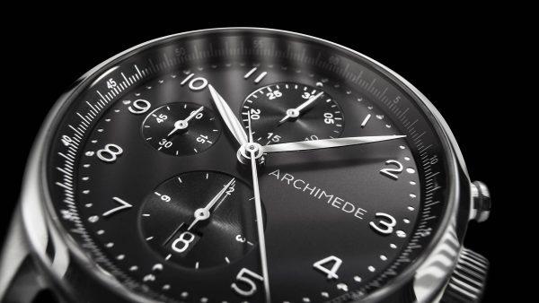 Imageshot of an artemide watch by Ickler Pforzheim