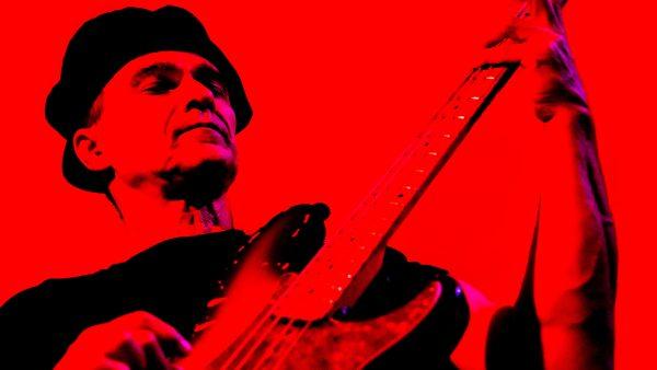 Pinscher Bassist Franz Nagel - Peoplefotografie -