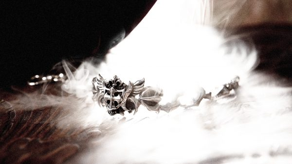 Jewellery photography - Rock Empire mens accessories
