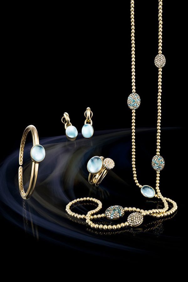 Jewelry Set - photo for Juwelier Leicht. Jewel photo by Echt Eppelt