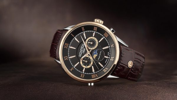 Advertisement shot for Roamer watches. HighRes for advertisement on buildings