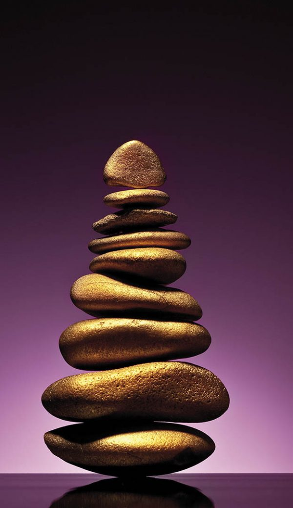 Christmas picture - -keep calm- staple stones