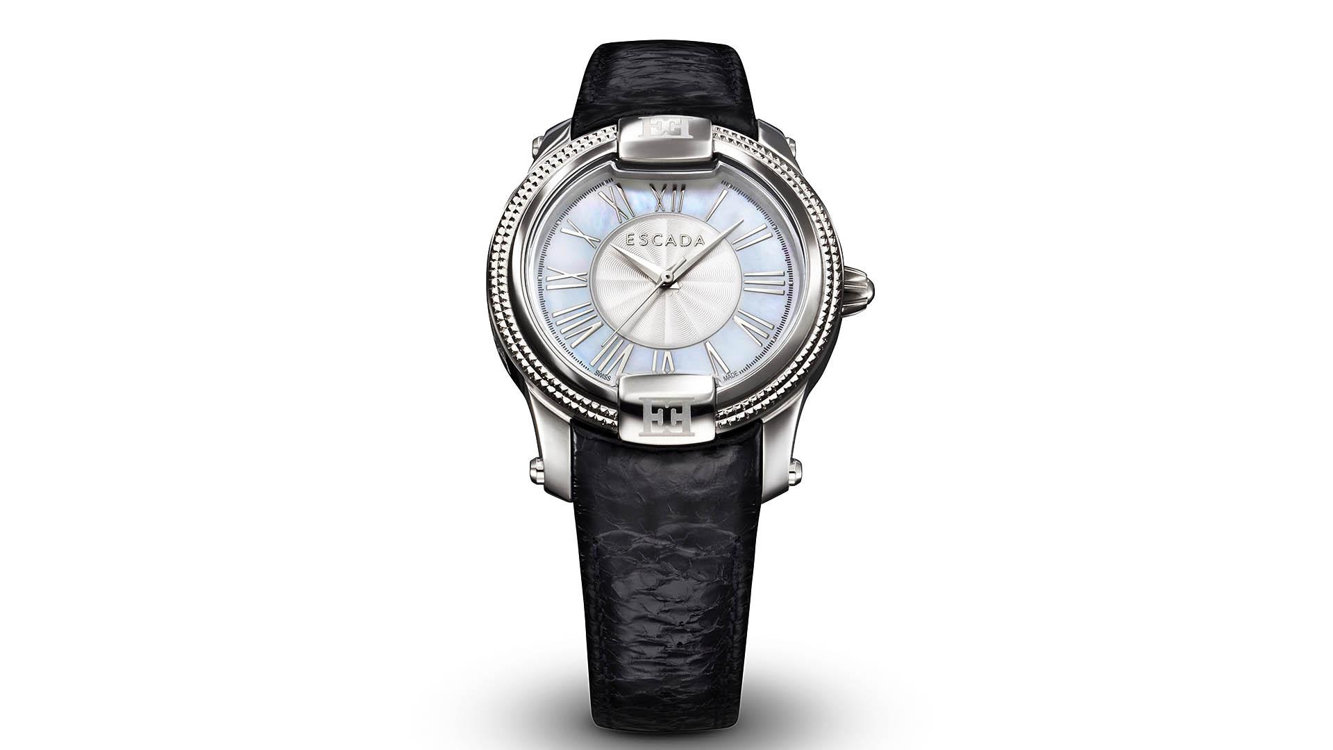 Imagephoto for Escada watches. Watchphoto taken for salesfolder. Watch photographer Christian Eppelt copyright 2015