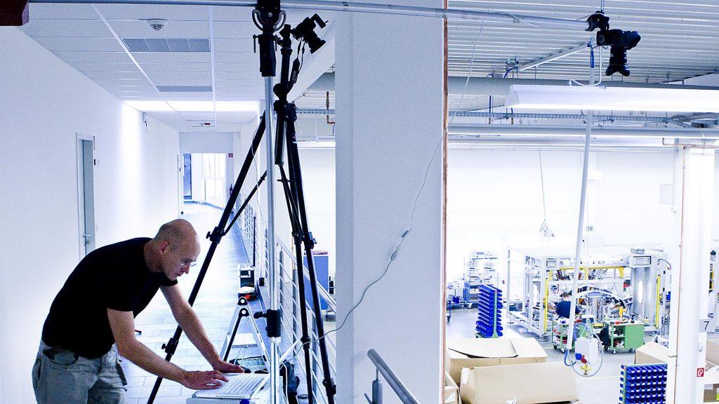 industrialreport for company website