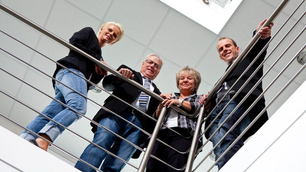Groupshot CEOs of Keuerleber CNC