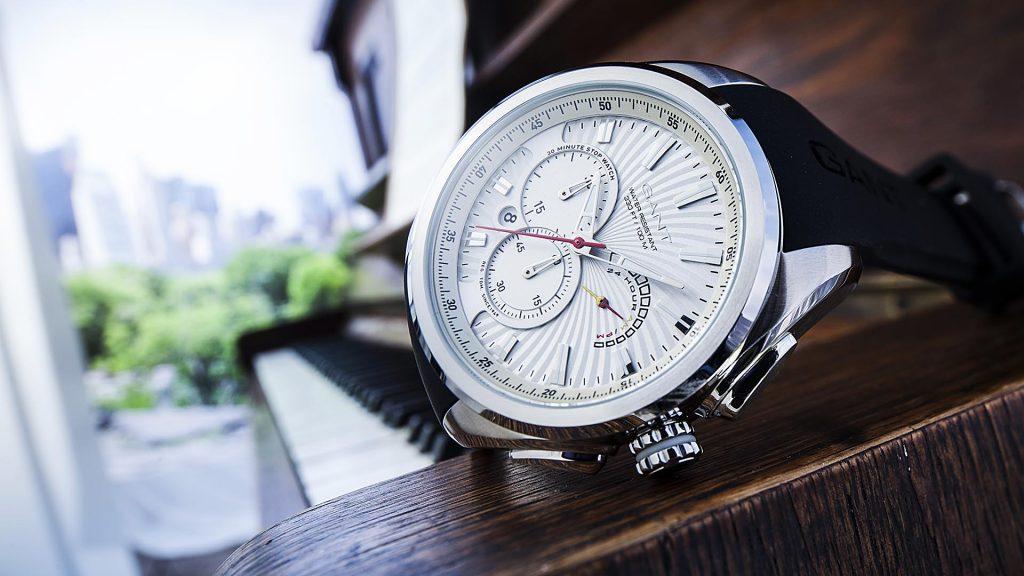 Gant watch shot for socialmedia