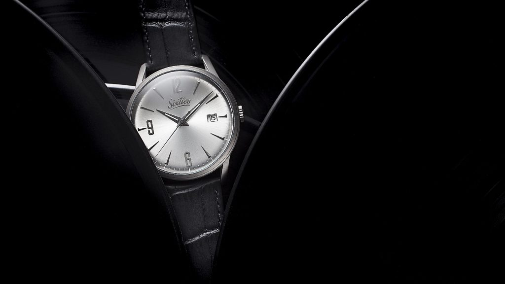 Socialmediaphotography for the upcoming watch brand Sixties from Austria