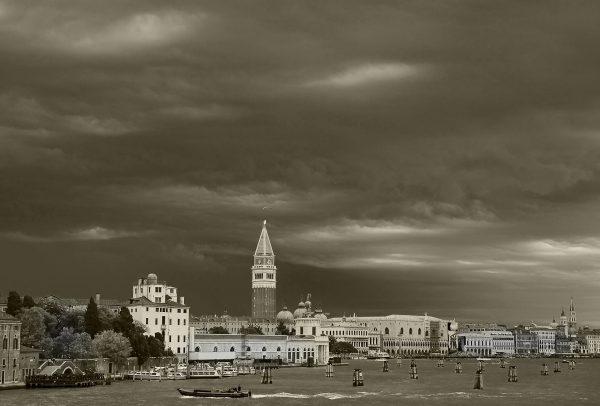 Glück in Venedig ….