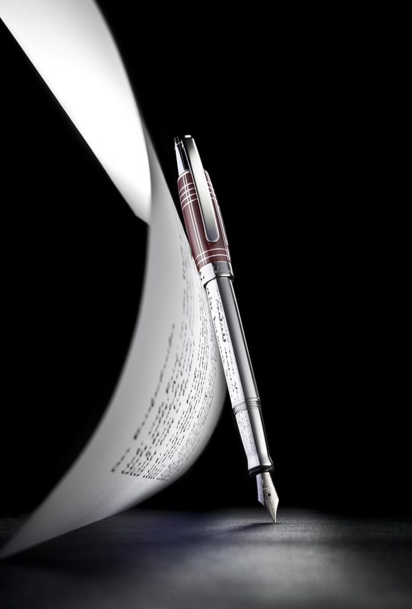 Echt Eppelt photography writing pens waldmann pens