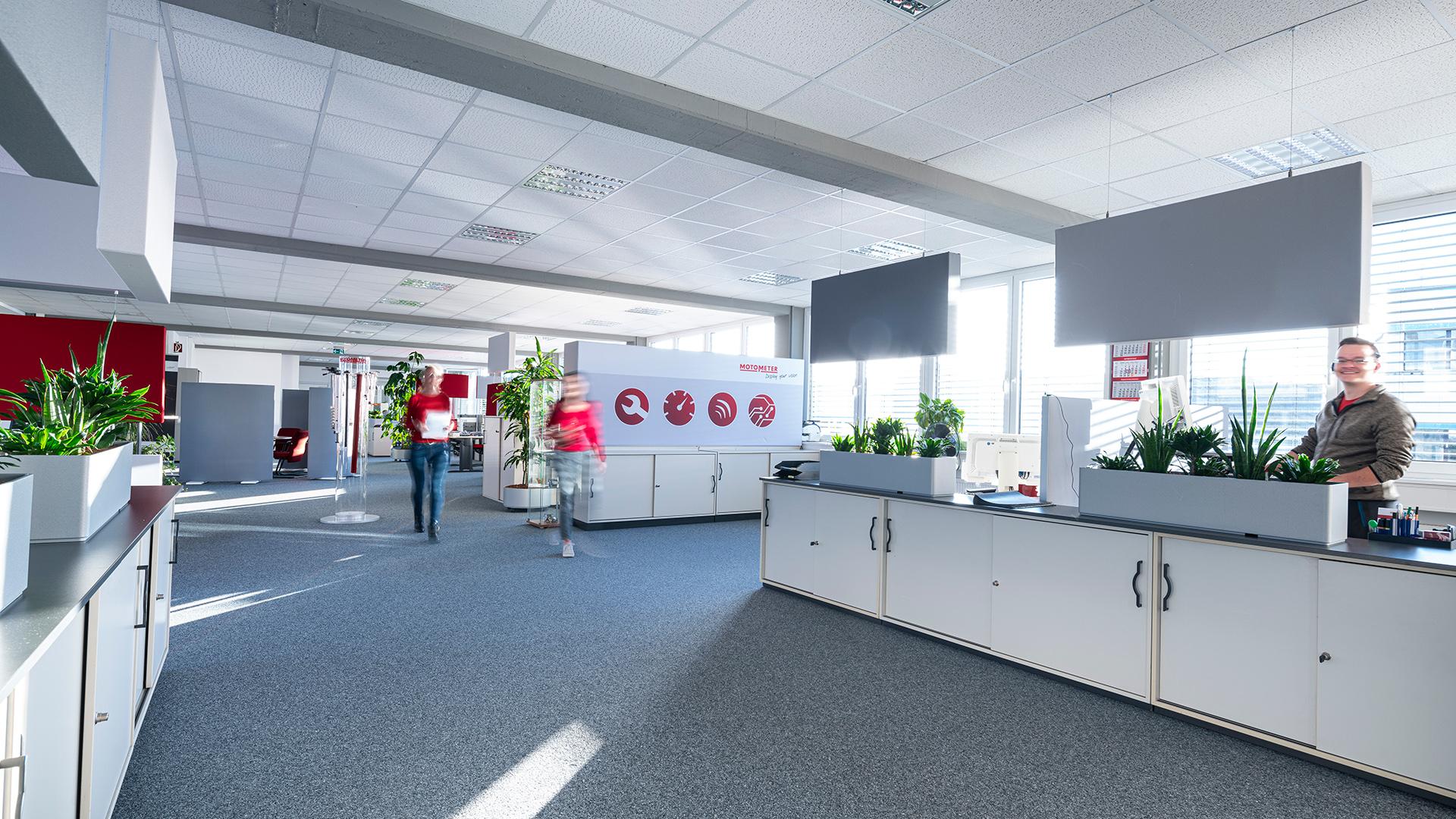 Foto Büroräume - Firmendarstellung für die Website