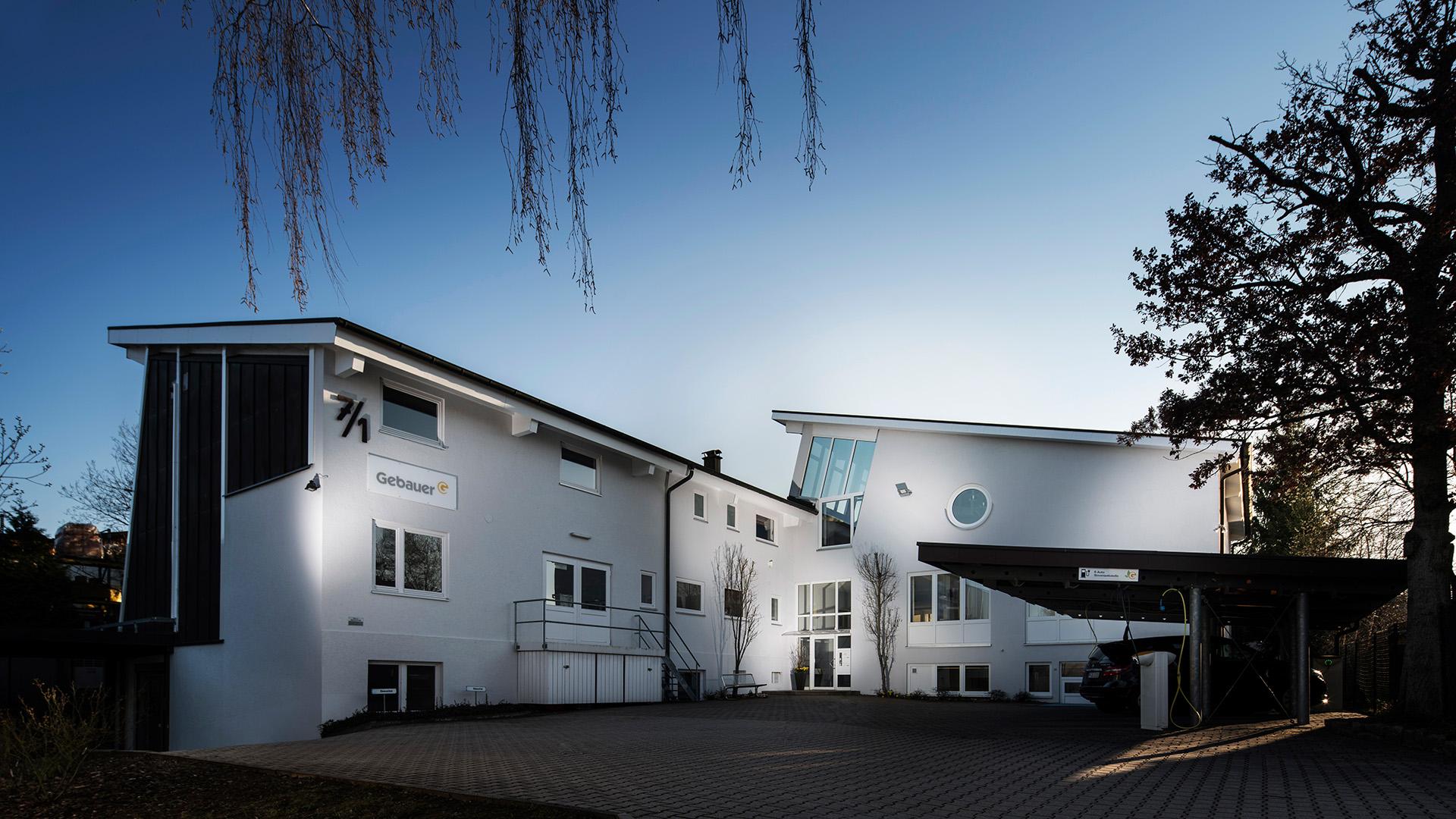 Fotografie Firmengebäude