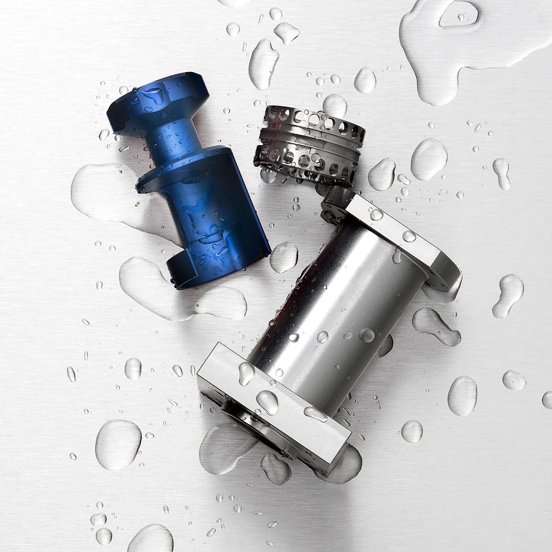 Industrie Fotografie - Ultraschallreinigung