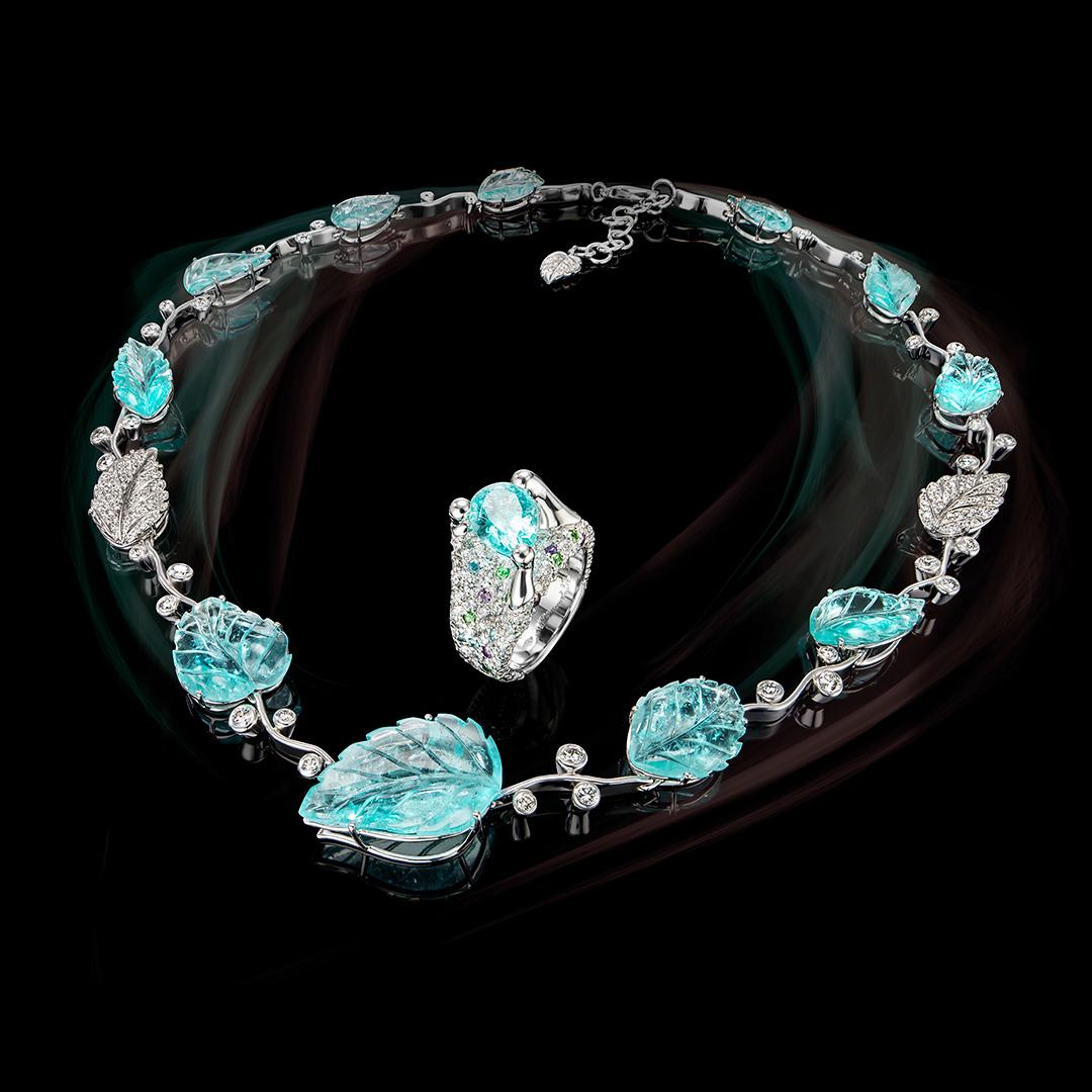 Collier - für Juwelier Leicht Pforzheim