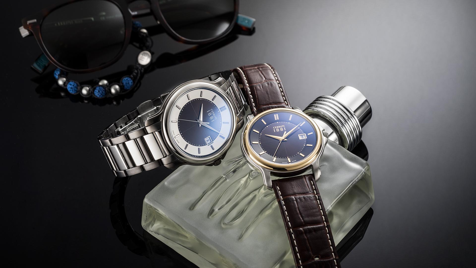 Cerruti Uhren - Imageshot für Katalog