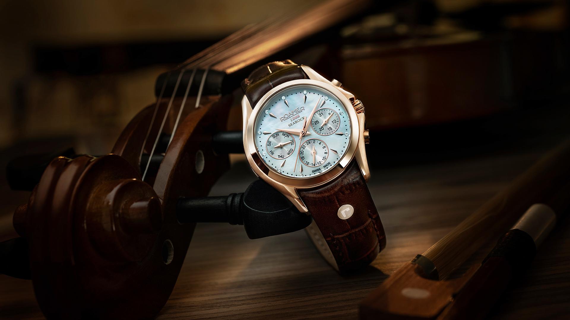 Roamer Watch - Foto für Katalog