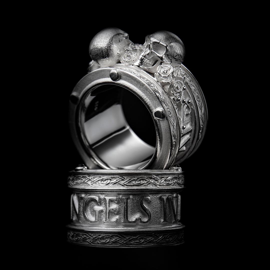 Imageshot - Skull Ring
